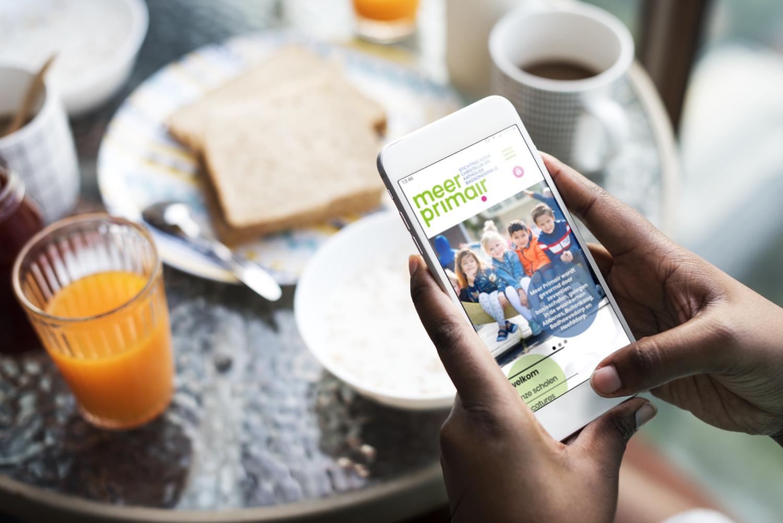 Ouders oriënteren zich steeds vaker via het internet