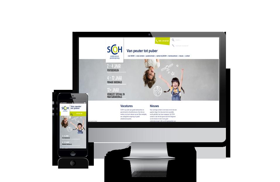 Nieuweschoolwebsite